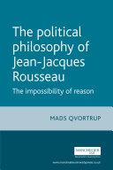 The Political Philosophy of Jean-Jacques Rousseau