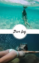 Dive Log  Scuba Diver Logbook