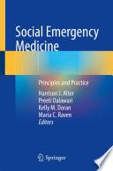 Social Emergency Medicine