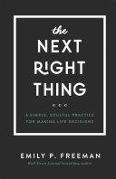 The Next Right Thing [Pdf/ePub] eBook