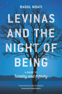 Levinas and the Night of Being Pdf