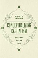 Conceptualizing Capitalism Pdf