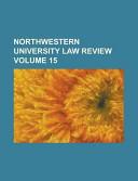 Northwestern University Law Review