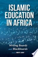 Islamic Education In Africa