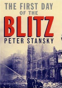 Pdf The First Day of the Blitz