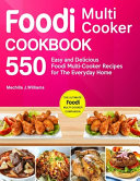 Foodi Multi Cooker Cookbook