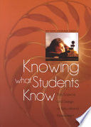 Knowing What Students Know
