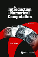 Introduction To Numerical Computation  An  Second Edition