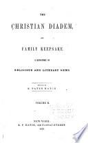 The Christian Diadem and Family Keepsake Book