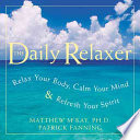 Daily Relaxer Book PDF