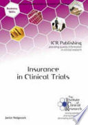 Insurance in Clinical Trials Book