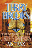 The Voyage of the Jerle Shannara: Antrax ebook