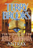 The Voyage of the Jerle Shannara: Antrax Pdf/ePub eBook