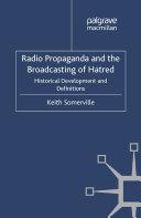Radio Propaganda and the Broadcasting of Hatred Pdf/ePub eBook
