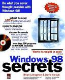 Windows 98 Secrets