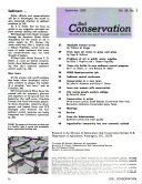Soil Conservation Book
