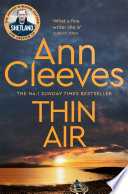 Read Online Thin Air For Free