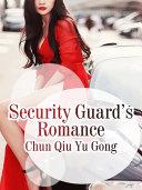 Security Guard's Romance Book