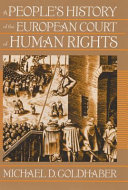A People s History of the European Court of Human Rights