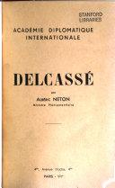 Delcassé (1852-1923)