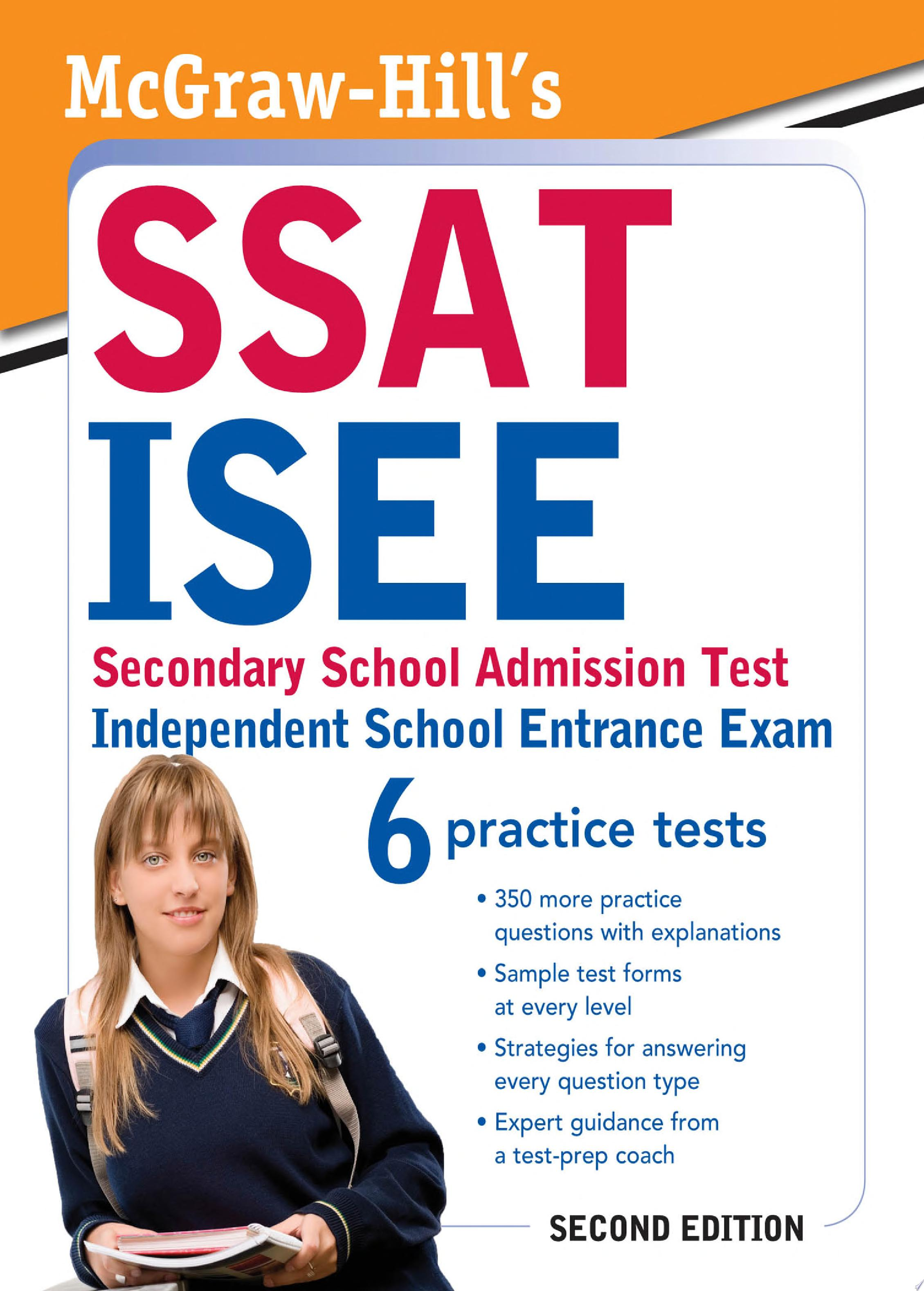 McGraw Hill s SSAT ISEE  2ed