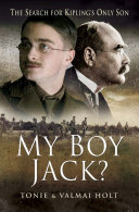 My Boy Jack? Pdf/ePub eBook
