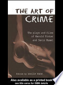 The Art of Crime Book