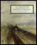 The Broadview Anthology of British Literature: Concise Volume B - Second Edition