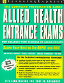 Allied Health Entrance Exams