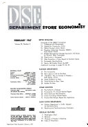 DSE Department Store Economist