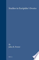 Studies in Euripides' Orestes