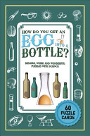 How Do You Get an Egg Into a Bottle  Puzzle Cards