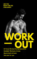 At Home Workout During Quarantine   Dumbbell Workout at Home   Muscle build at home   Diet plan for you