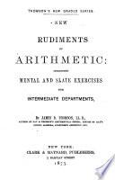 New Rudiments of Arithmetic