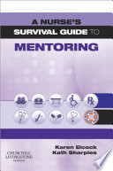A Nurse S Survival Guide To Mentoring E Book
