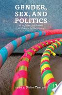 Gender Sex And Politics