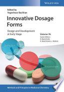 Innovative Dosage Forms