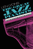 The Great Jazz Pianists Book PDF