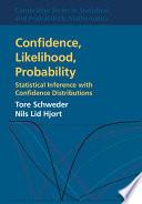 Confidence Likelihood Probability Book PDF