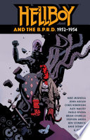 link to Hellboy and the B.P.R.D., in the TCC library catalog