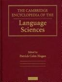 The Cambridge Encyclopedia of the Language Sciences