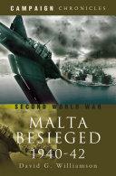 Siege of Malta  1940   1942