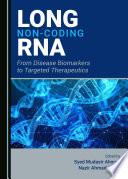Long Non Coding RNA Book