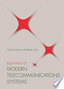 Essentials of Modern Telecommunications Systems Book PDF
