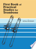 Practical Studies for Trombone, Book 1