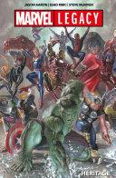 Marvel Legacy - Héritage Pdf/ePub eBook