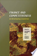 Finance and Competitiveness in Developing Countries