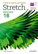 Stretch: Level 1: Student's Book & Workbook Multi-Pack B with Online Practice