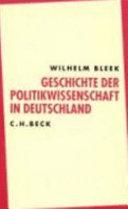 Geschichte der Politikwissenschaft in Deutschland - Seite 405