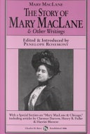 The Story of Mary MacLane   Other Writings
